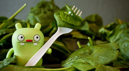 クロロフィルが口臭に効く?効果や含まれる食べ物はこれ!