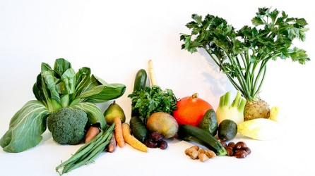 口臭対策に生野菜?