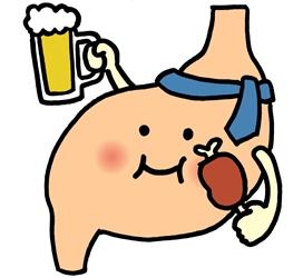 胃潰瘍(いかいよう)による口臭とは?